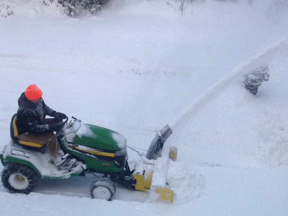 SNOW REMOVAL | SHERMAN, CT | SNOW PLOWING SERVICES | (607) 435-1731